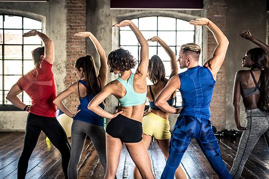 Jazzdance-Mixeddance
